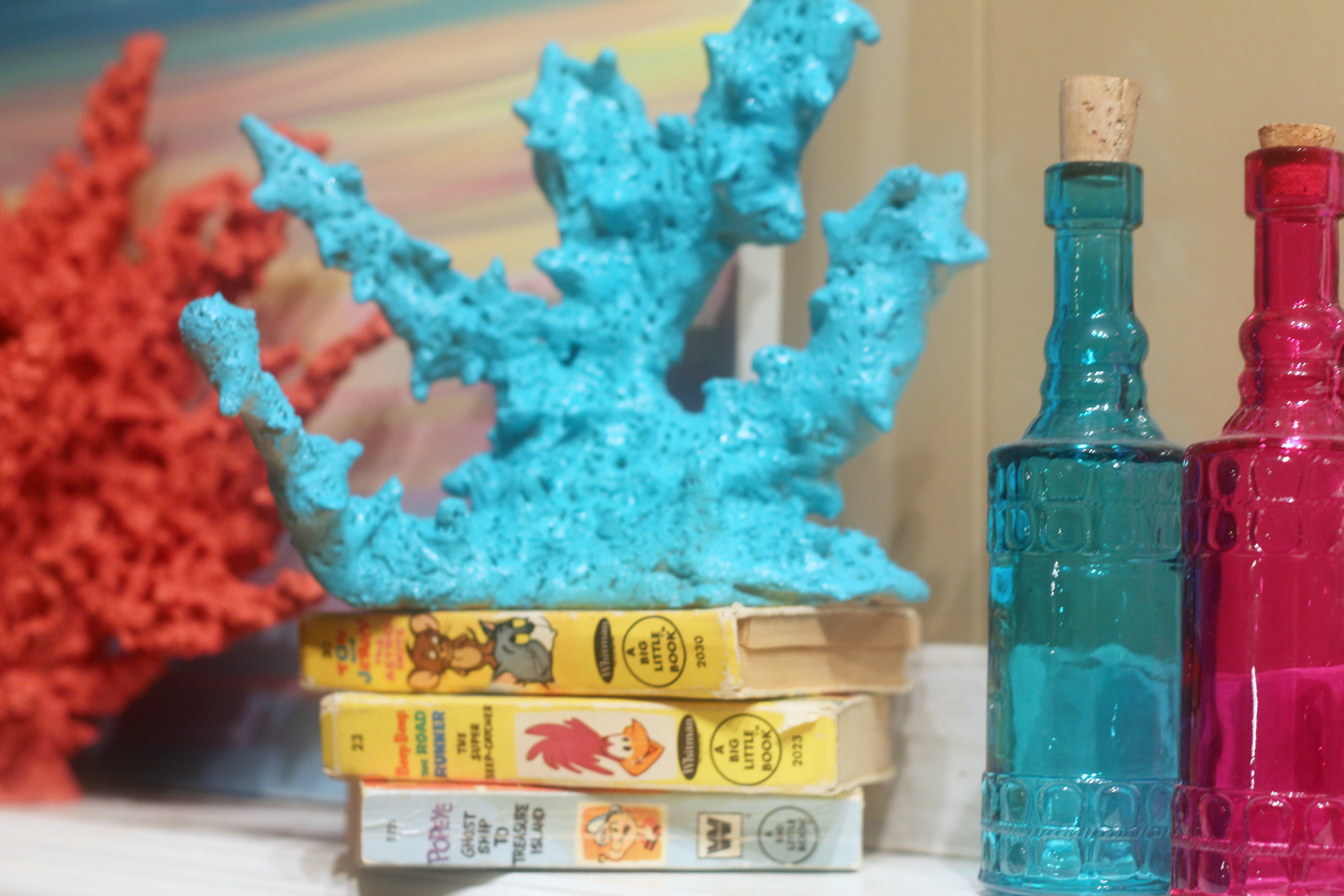 Diy Faux Coral A Little Craft In Your Day
