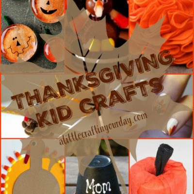Thanksgiving Kid Crafts thumbnail