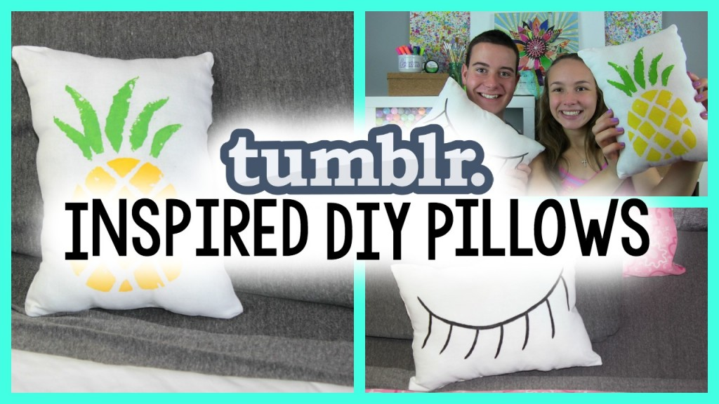 DIY_Tumblr_inspired_Pillows