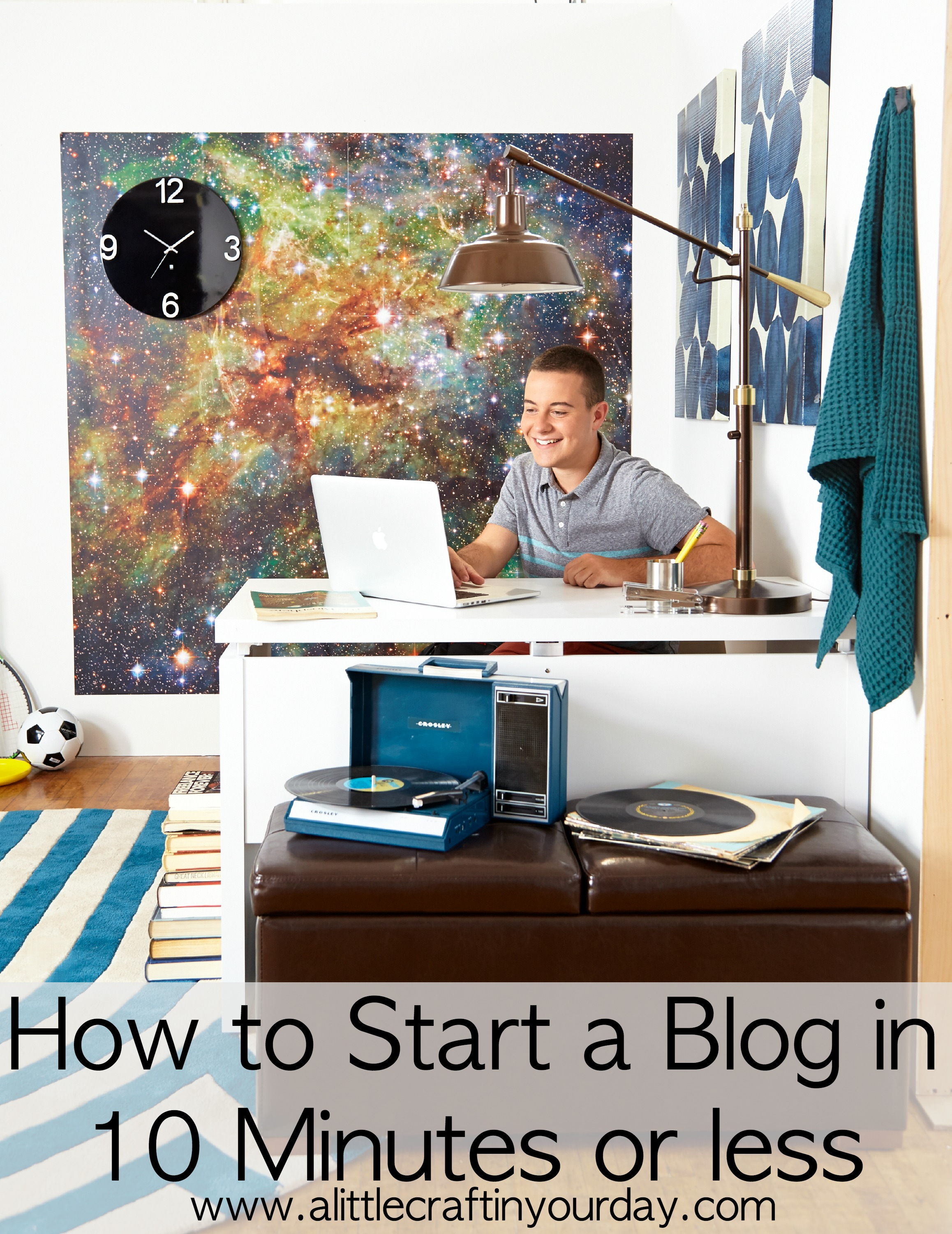 How to start a blog a little craft in your day for How to start a craft blog