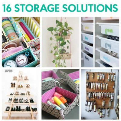 16 Storage Solutions thumbnail