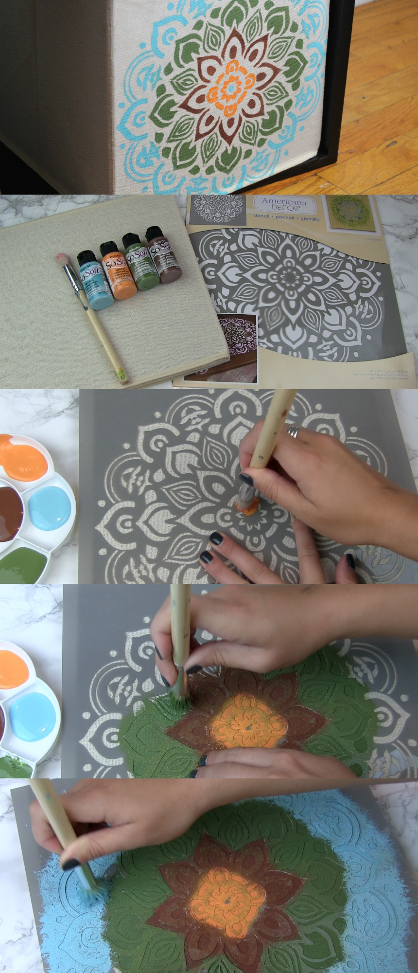 DIY Boho Crafts - A Little Craft In Your Day
