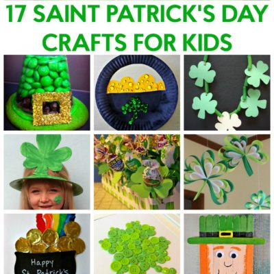 17 Saint Patrick's Day Crafts for Kids thumbnail