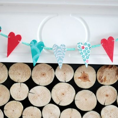 DIY Heart Garland thumbnail