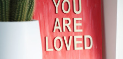 DIY-You-are-so-loved-3D-quote-artwork-4