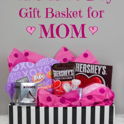 Valentine's Day Gift Basket for Mom thumbnail