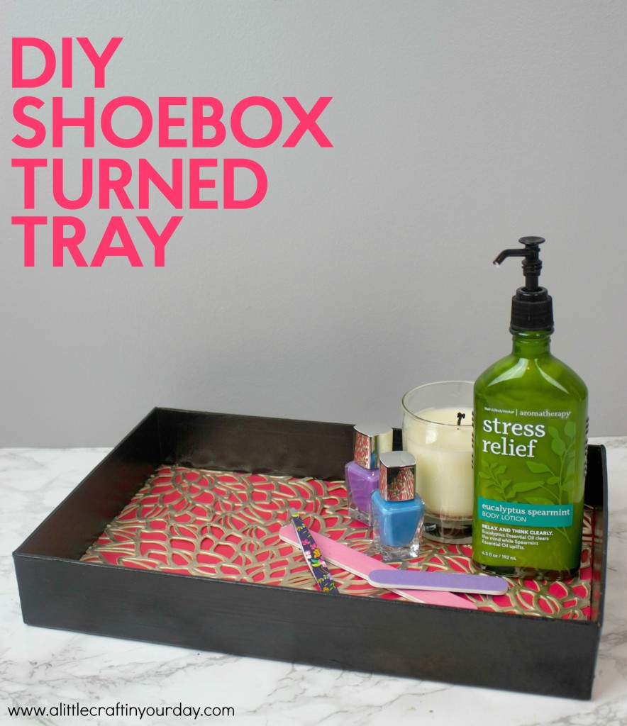 30 Shoe Box Craft Ideas: A Little Craft In Your Day