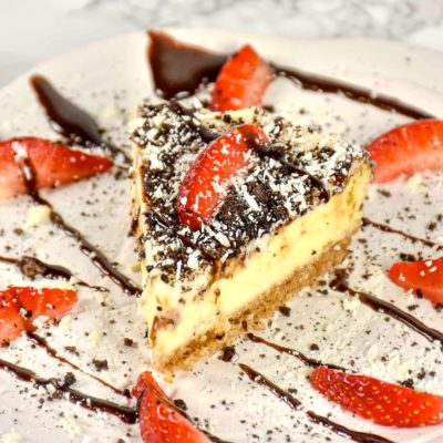 Customize Your Cheesecake Today! thumbnail