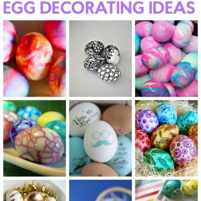 Easter Egg Decorating Ideas thumbnail