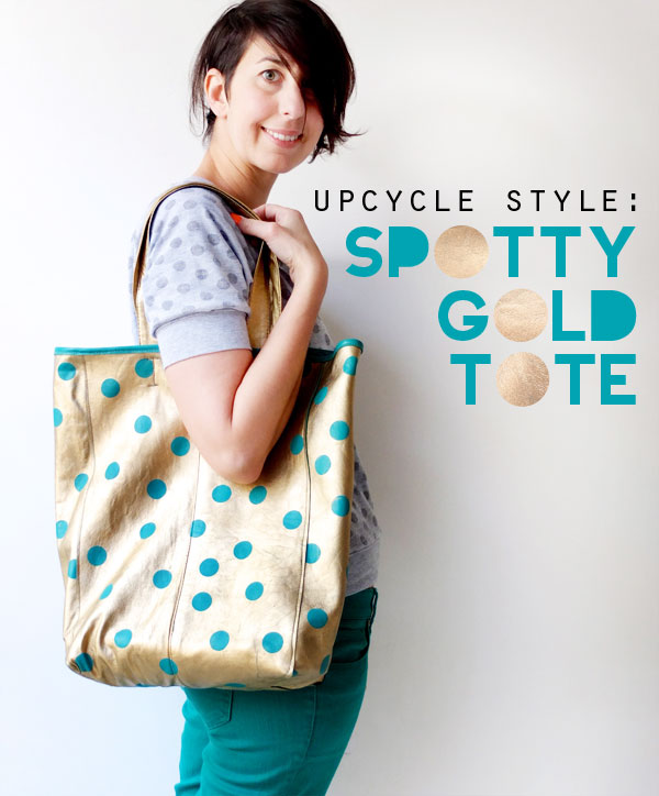Spotty_Gold_Tote_Bag
