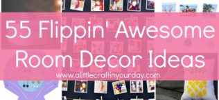 55 Flippin' Awesome Room Decor Ideas