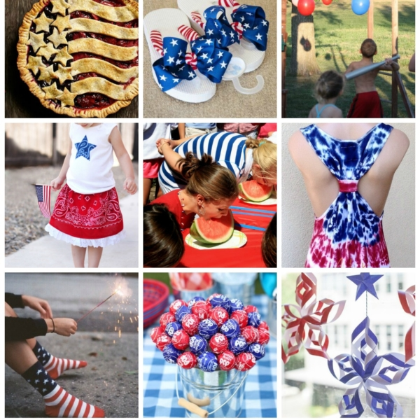 44 Way Cool Fourth of July Party Ideas