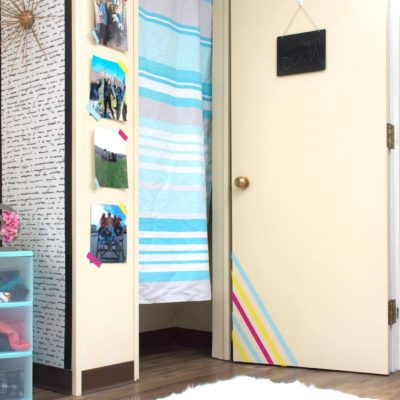 Dorm Takeover : How to Apply Removable Wallpaper thumbnail