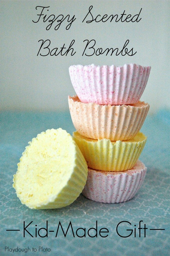 Awesome-Kid-Made-Gift-Idea.-Make-Fizzy-Scented-Bath-Bombs-Playdough-to-Plato-680x1024