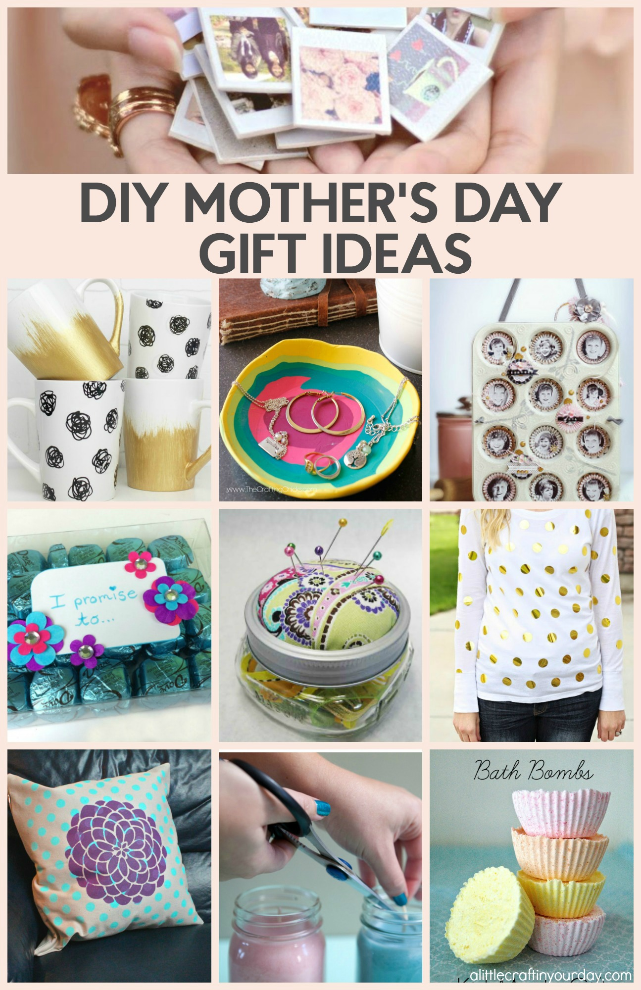 15 cute mother s day gift ideas she ll love a little for Mother s day gift ideas for new moms