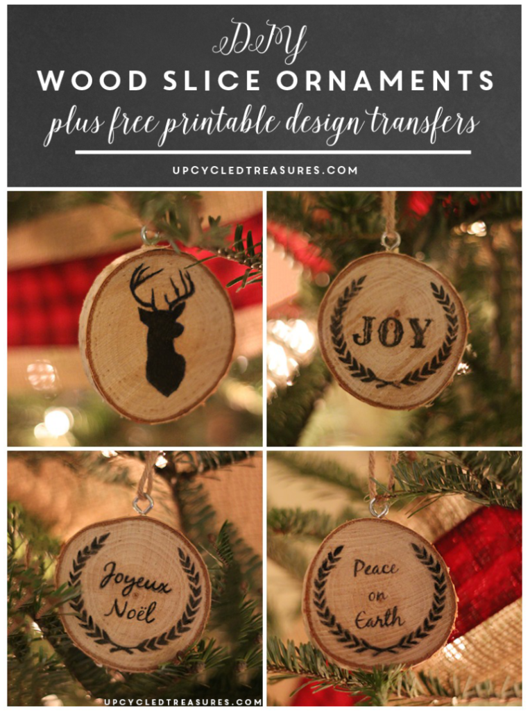 diy-wood-slice-ornaments-using-easy-design-transfer-to-wood-with-printer-upcycledtreasures-01