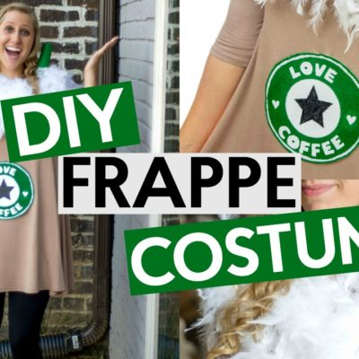DIY Frappe Costume thumbnail