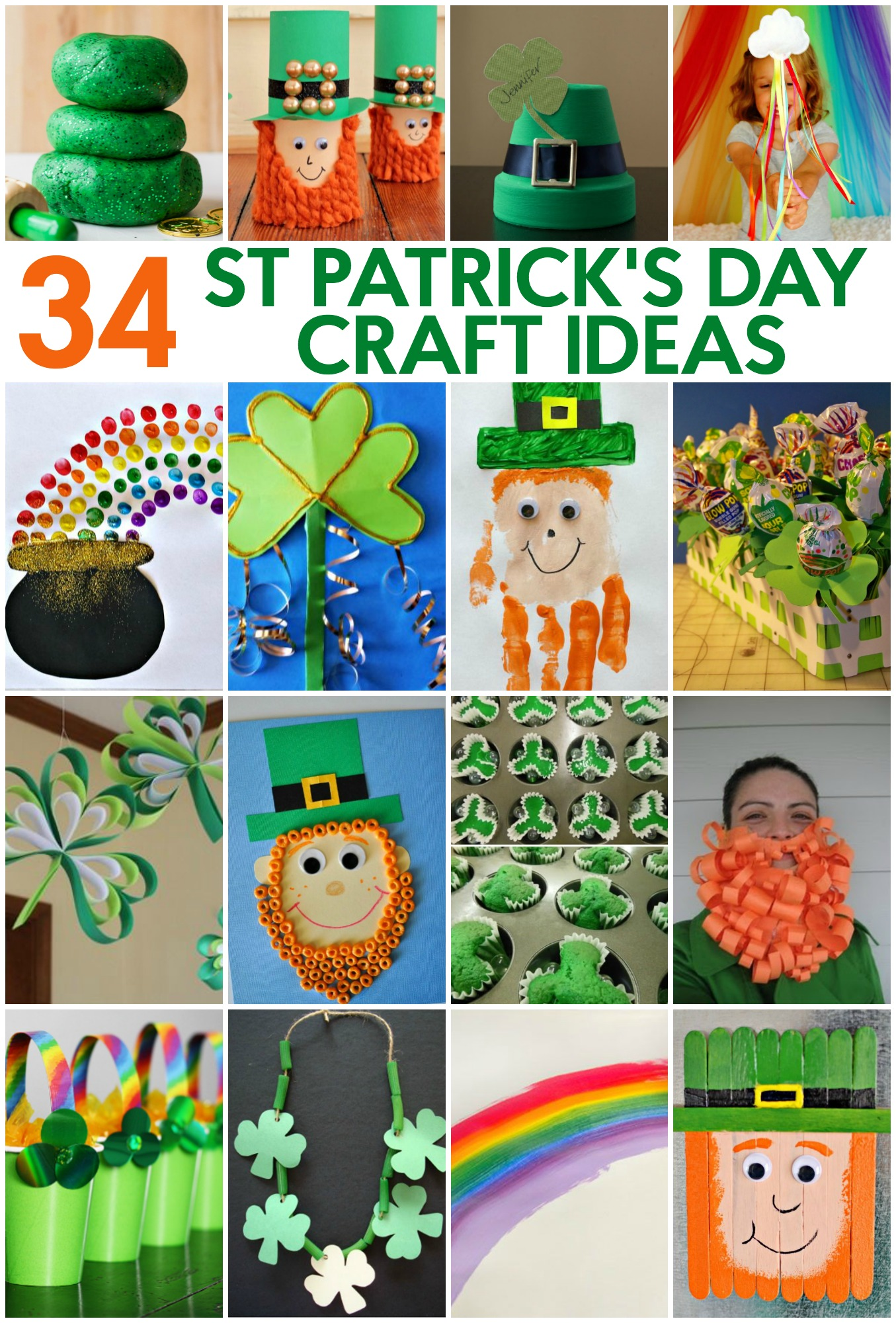 st patrick craft ideas 34 st s day craft ideas a craft in your day 5482