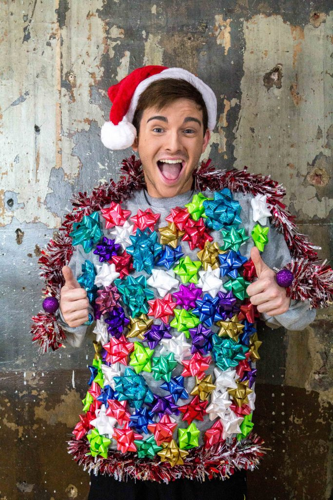 Diy Ugly Sweater A Little Craft In Your Day