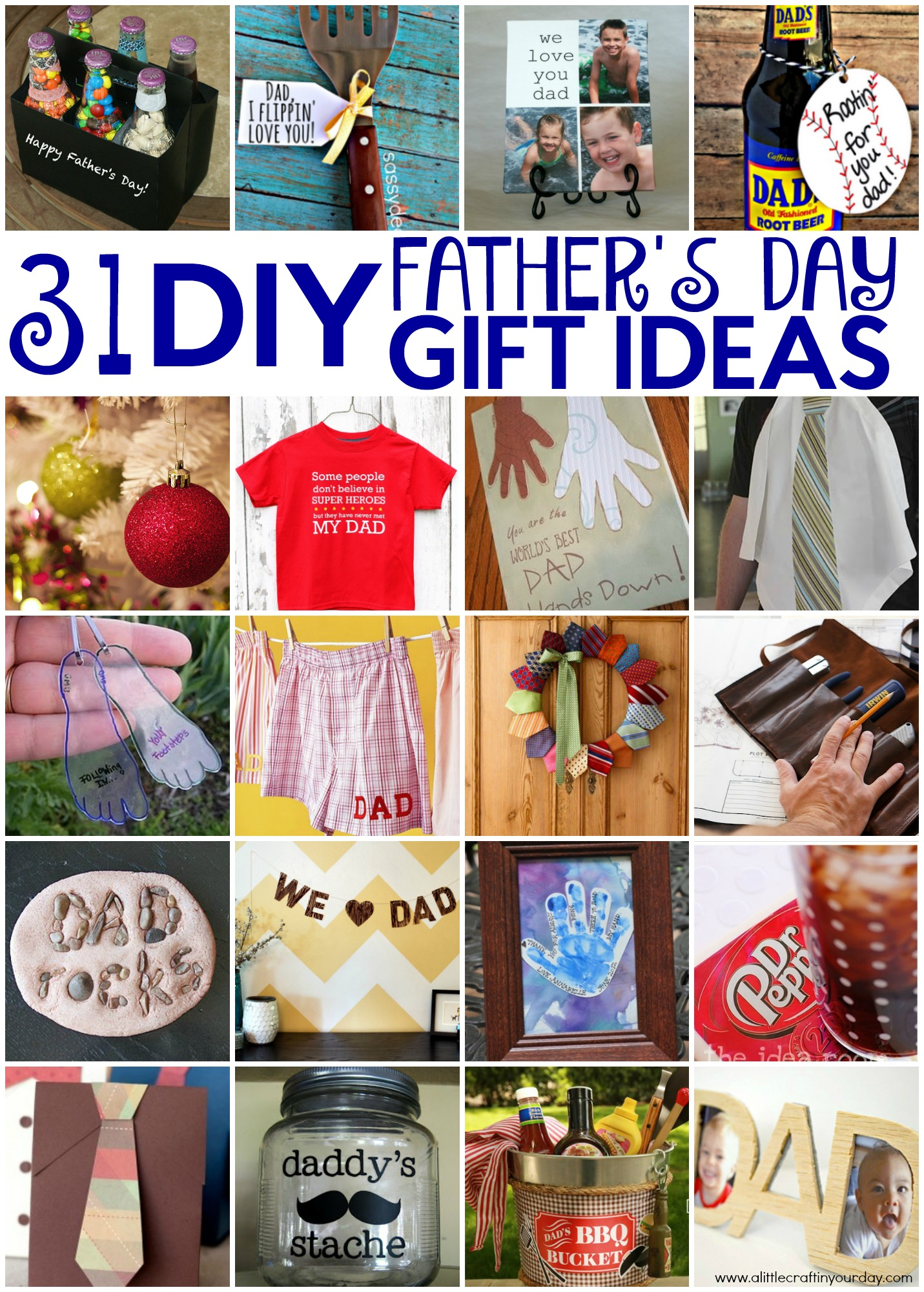 31 Father's Day Gift Ideas