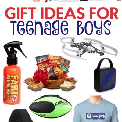 The Perfect Gift Ideas For Teen Boys thumbnail