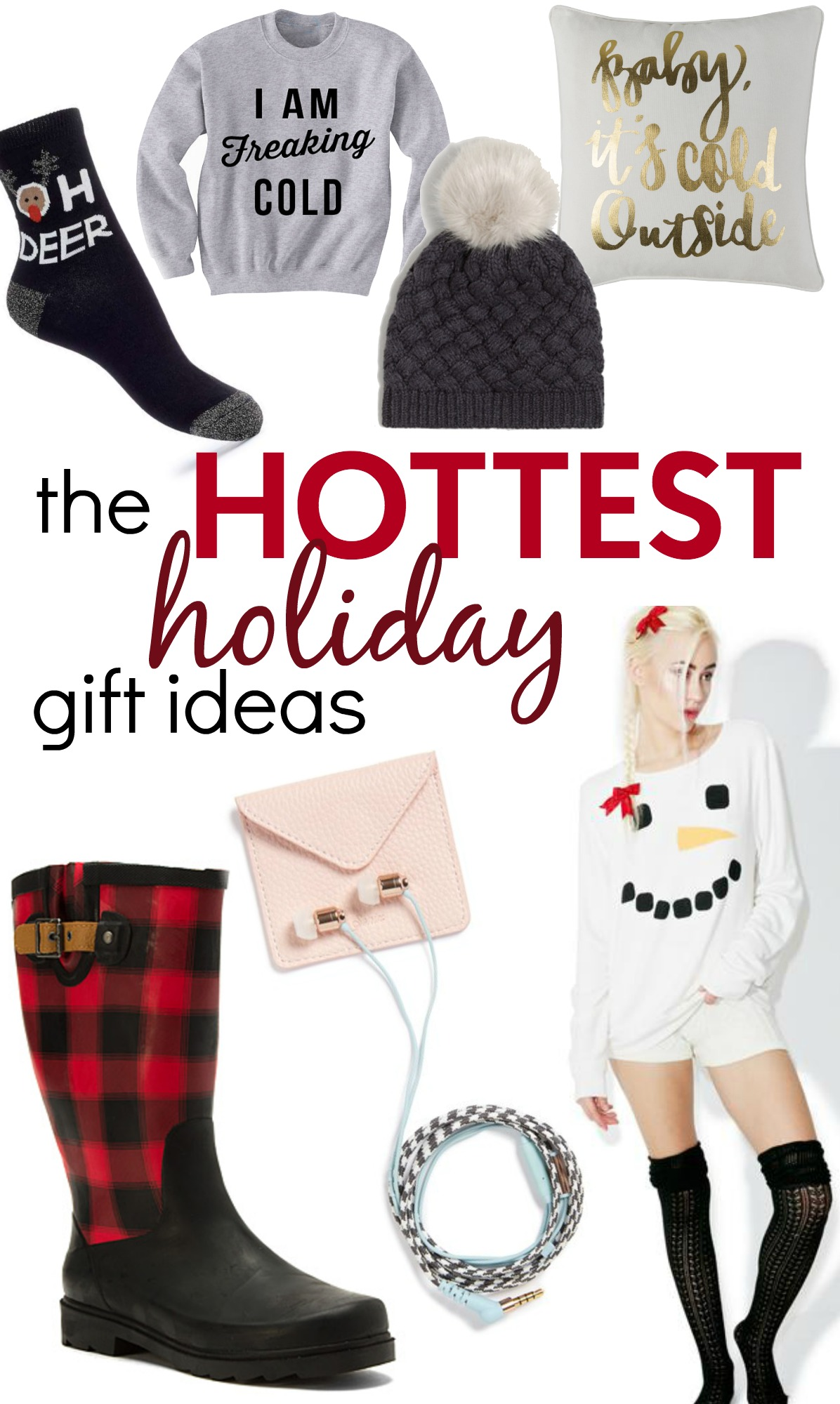 The Hottest Gifts For The Holidays A Little Craft In