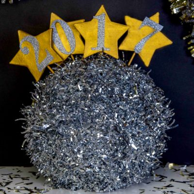 DIY New Years Drop Ball thumbnail