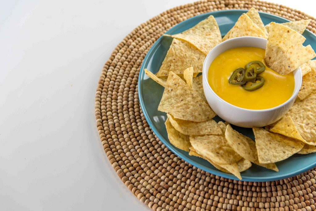 DIY Easy Nacho Cheese