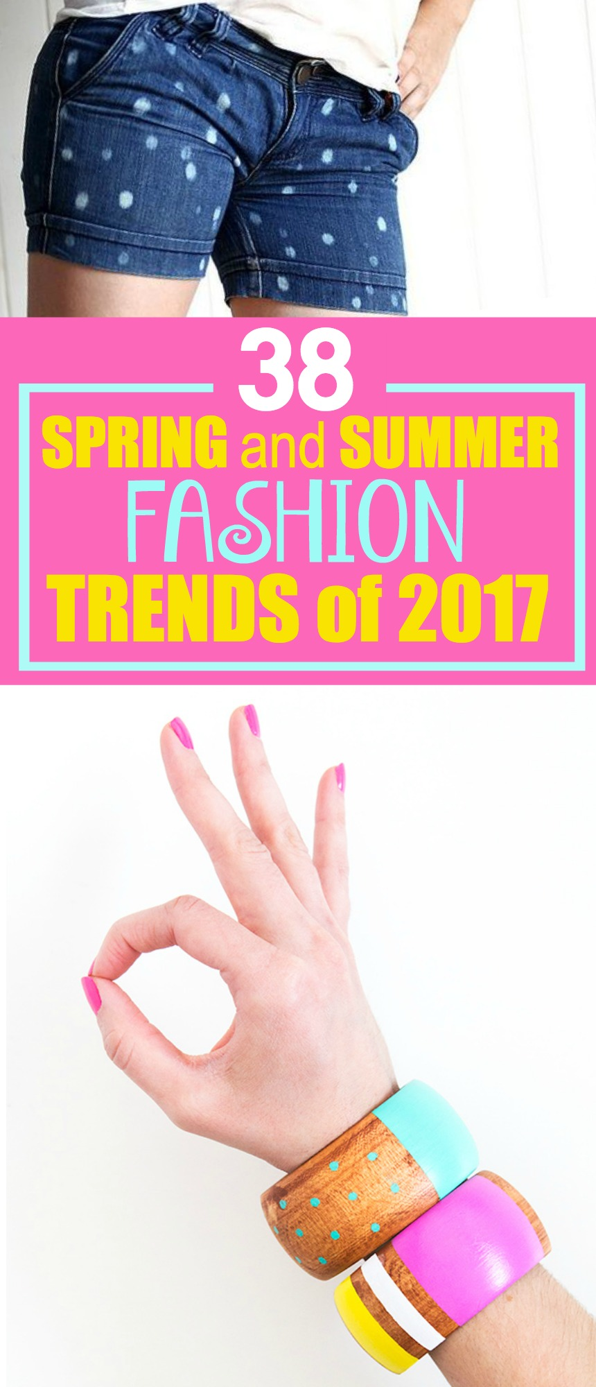 9a388b75084c 39 DIY Spring and Summer Fashion Trends - A Little Craft In Your Day