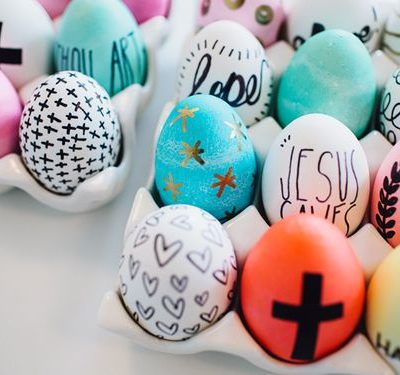 DIY Inspirational Easter Eggs thumbnail