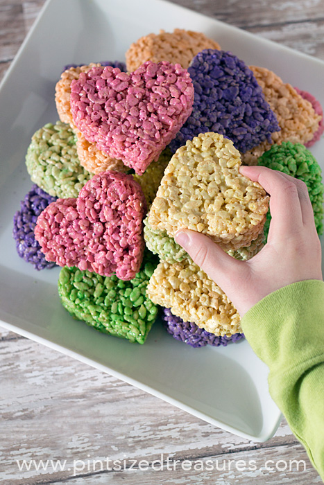fun valentines snack for kids