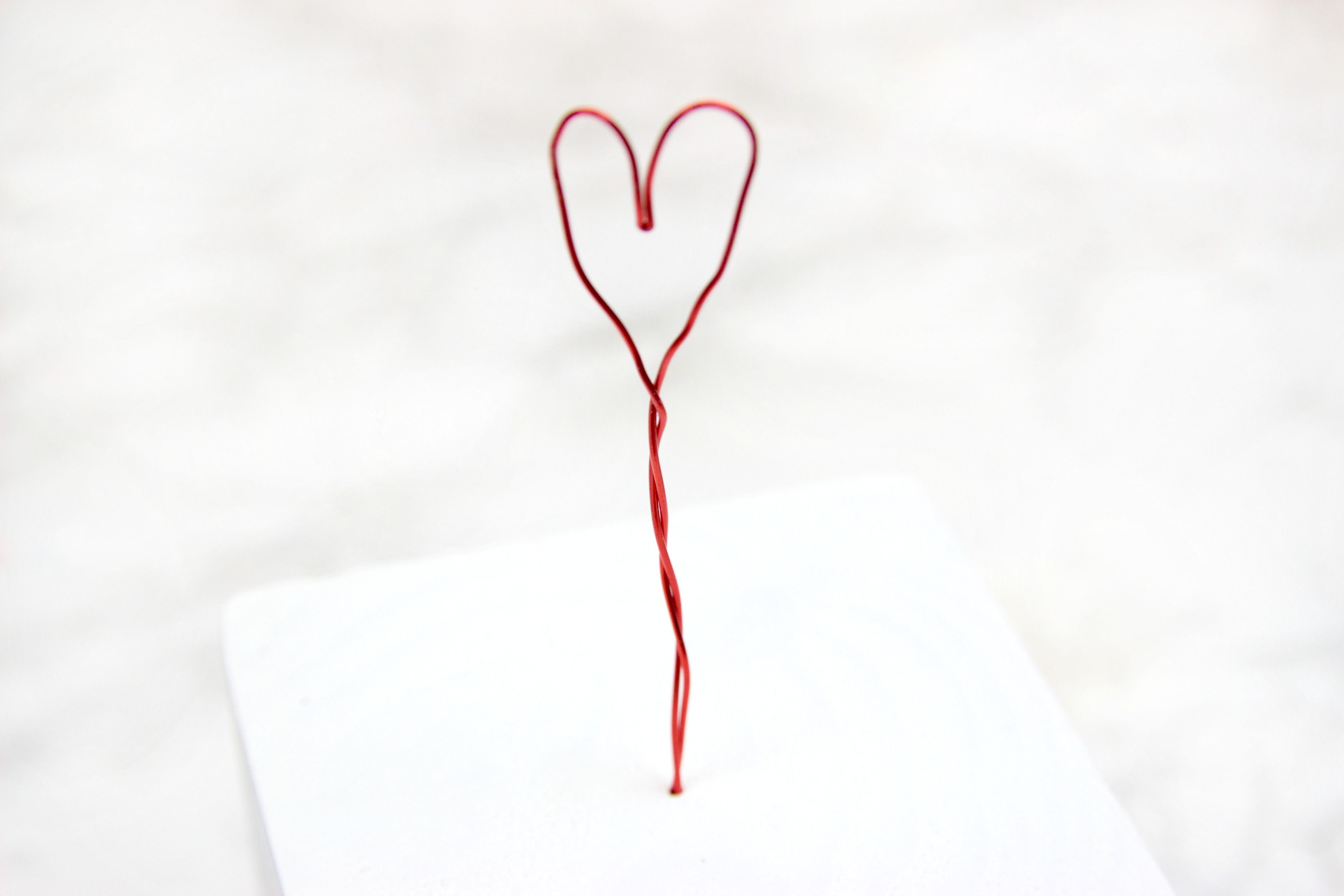 Diy Valentine S Day Lightbulb Gift A Little Craft In