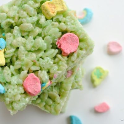 20 St. Patrick's Day Party Snack Ideas thumbnail