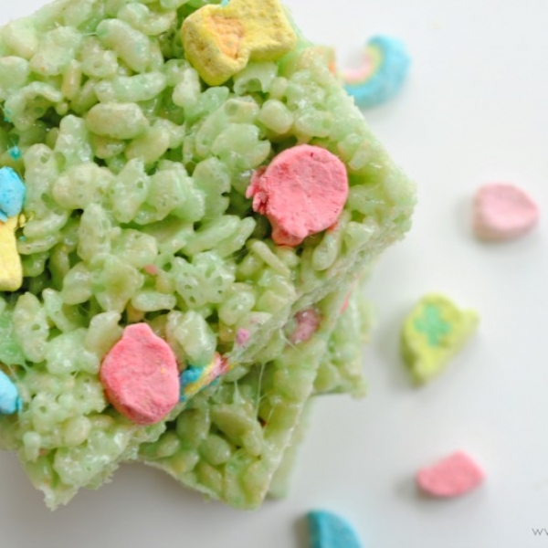 20 St. Patrick's Day Party Snack Ideas