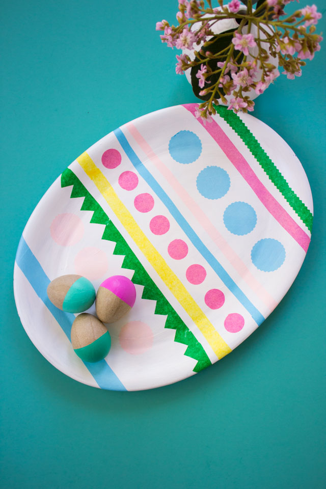 Diy easter egg tray a little craft in your day for Egg tray craft ideas