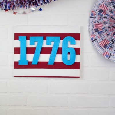 DIY 4th Of July Decor thumbnail