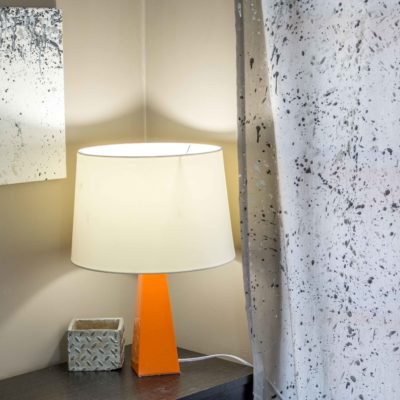 DIY Splatter Paint Curtains thumbnail