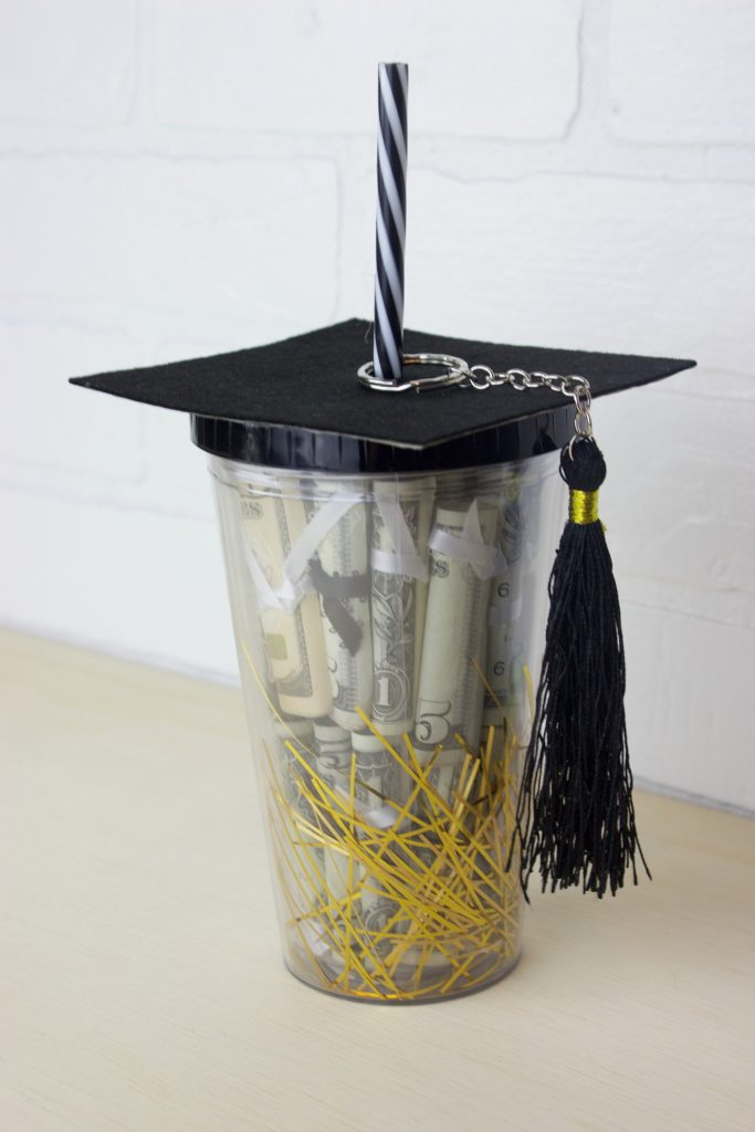 Diy Graduation Gift In A Cup