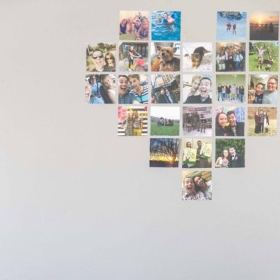 DIY Heart Instagram Collage thumbnail