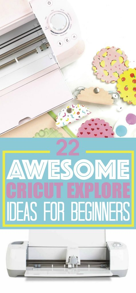 22 beginner cricut explore ideas