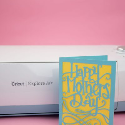 The Perfect Beginner Cricut Project thumbnail
