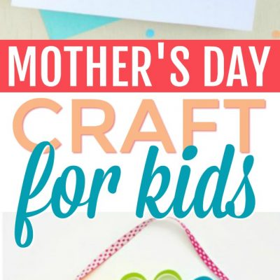 Mother's Day Crafts For Kids thumbnail
