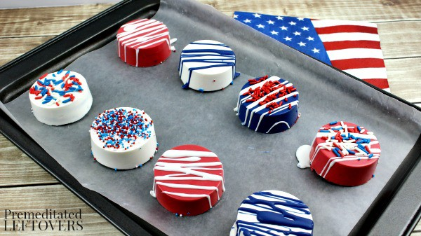 The Best 4th Of July Dessert Recipes A Little Craft In