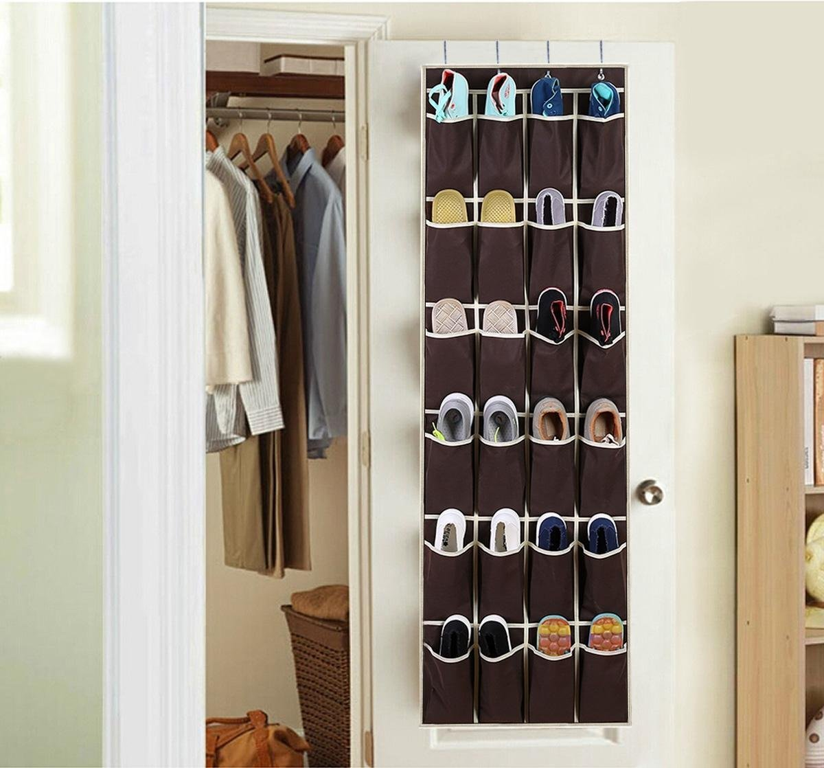18 Classy Closet Storage Solutions For Your Clothes: The Best DIY Closet Solutions