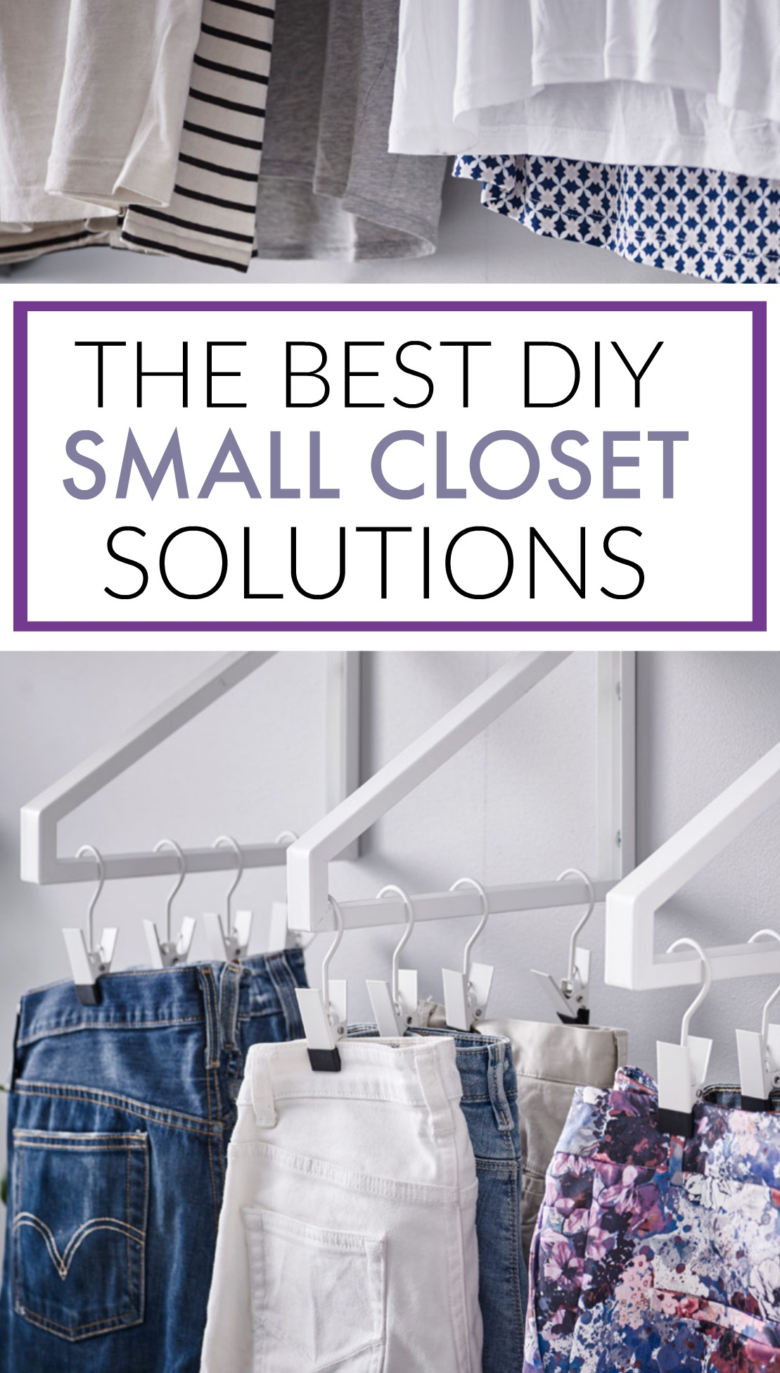The Best DIY Closet Solutions