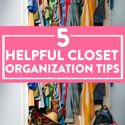 5 Helpful Closet Organization Tips thumbnail