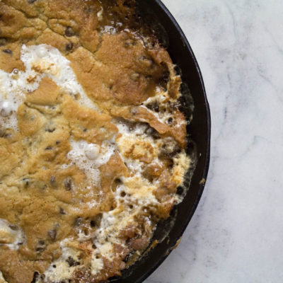 DIY Marshmallow Cookie Skillet thumbnail