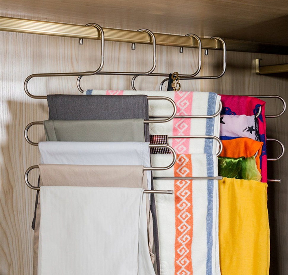 closet organization, closet hacks, closet organization tips, how to organize a closet
