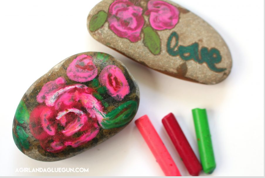Melted Crayon Crafts A Little Craft In Your Day