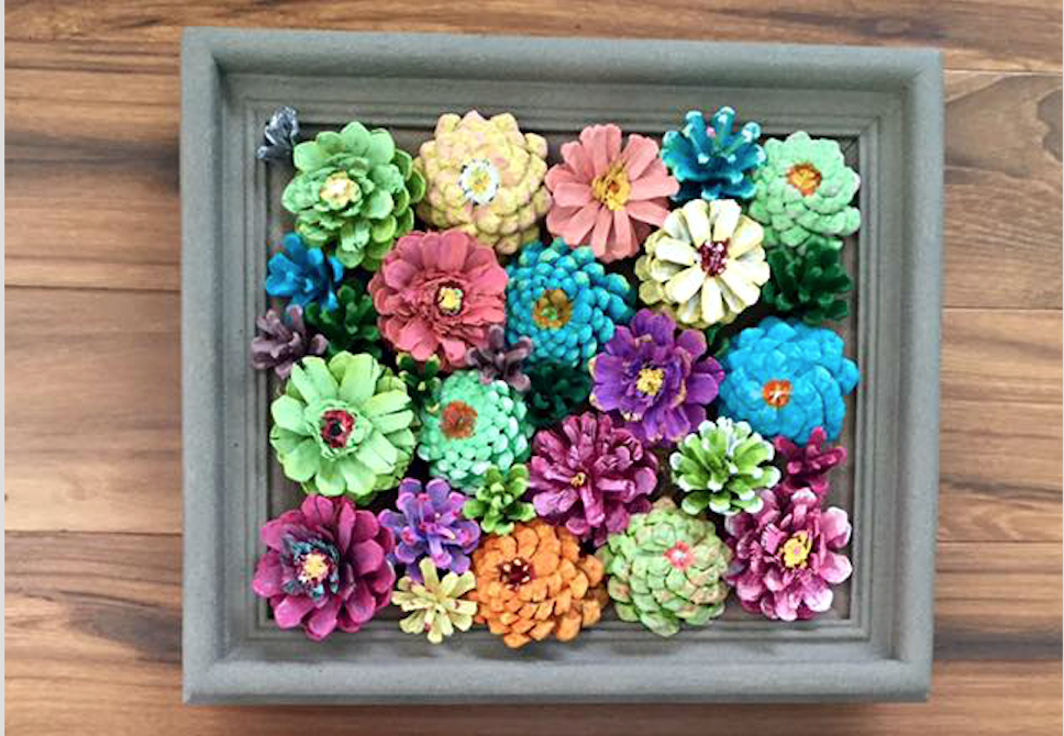 diy flowers, how to make flowers, diy flower projects, flower crafts, easy flower diy